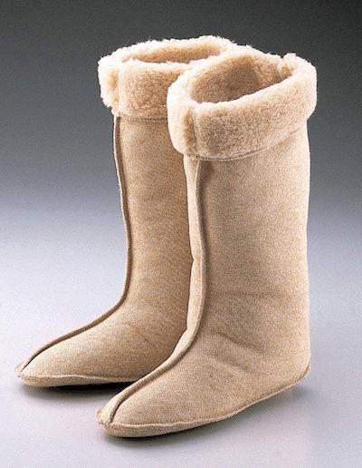 Servus Deep Pile Fleece Boot Liners (16-Inch)