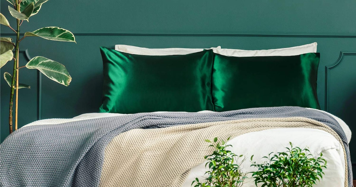 30 Things That Make Your Bed Feel Way Cozier & More Luxurious For Less Than $35 On Amazon