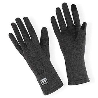 MERIWOOL Unisex Merino Wool Glove Liners