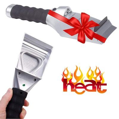 Perfect Life Ideas 12-Volt Heated Ice Scraper