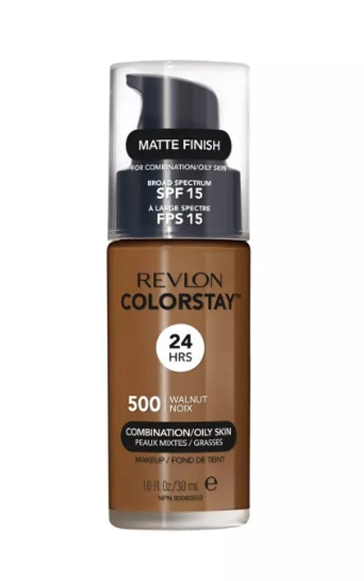 ColorStay Makeup Foundation for Combination/Oily Skin SPF 15 - Deep Tan Shades