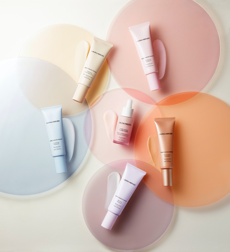 Laura Mercier's new Pure Canvas Primers introduce fresh formulations for every skin type.
