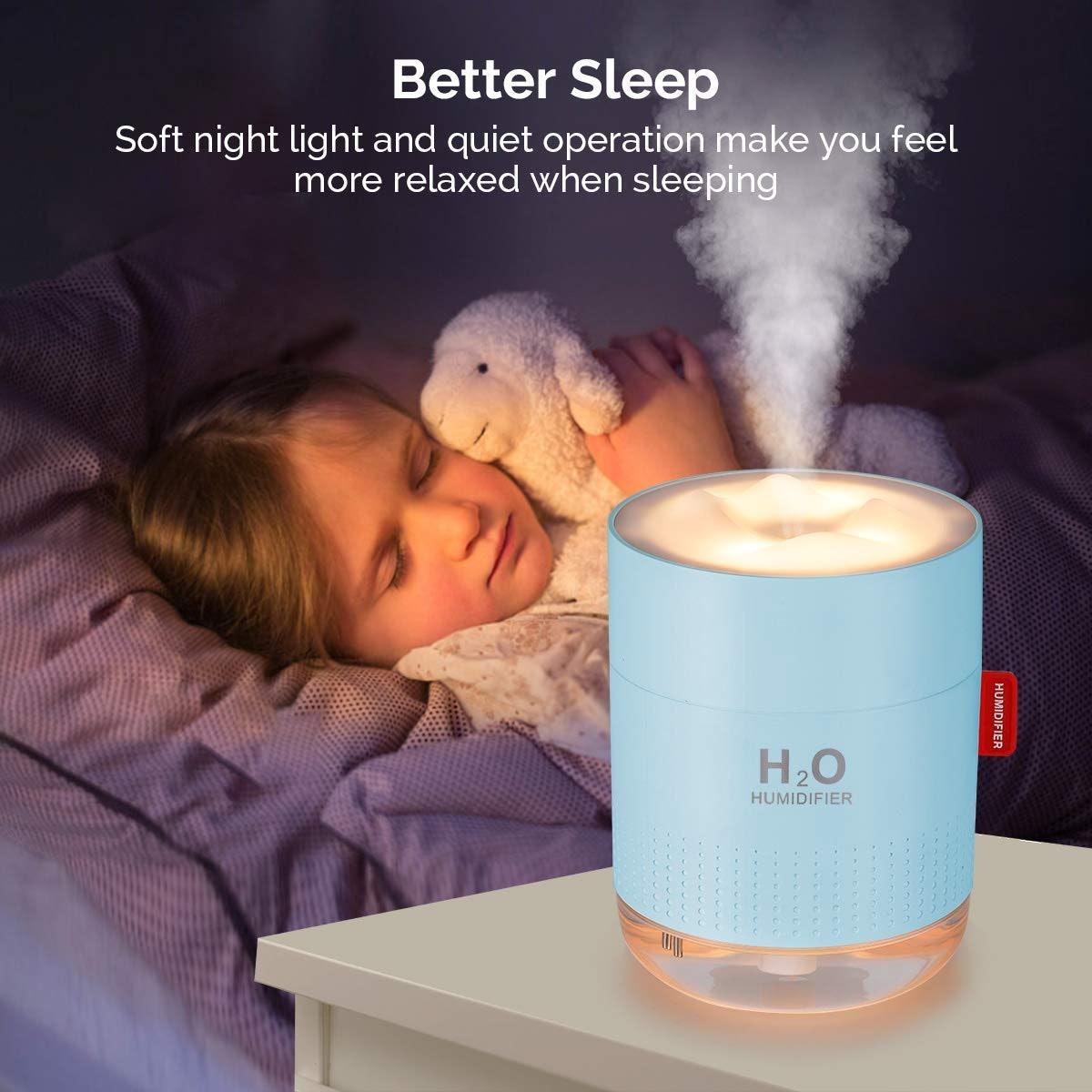MOVTIP Portable Humidifier