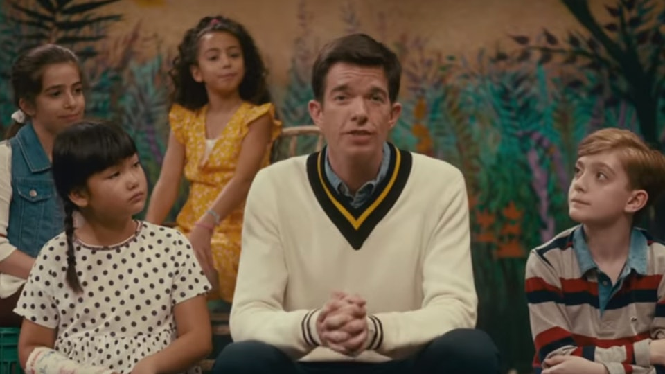 John Mulaney's new children's special might not actually be for kids.