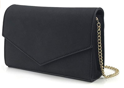 Hoxis Minimalist Evening Envelope Clutch