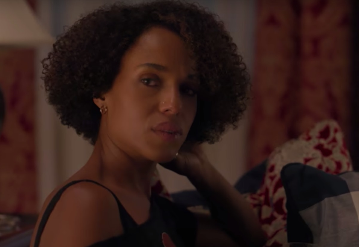 Kerry Washington stars alongside Reese Witherspoon in Hulu's 'Little Fires Everywhere', on screens i...