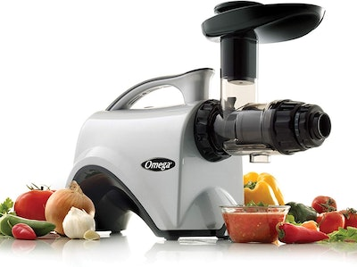 Omega Slow Masticating Juice Extractor And Nutrition Center