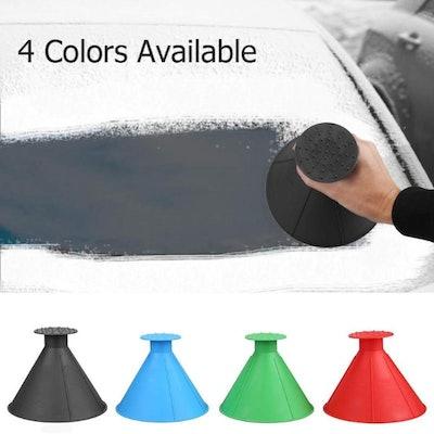 Magic Cone-Shaped Scraper (4 Pack)
