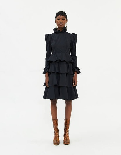 Confection Dress In Black
