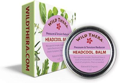 Wild Thera Headache Migraine Relief Balm