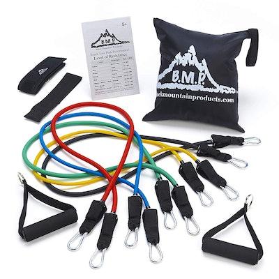 Black Mountain Products Resistance Bands (7-Piece Set)