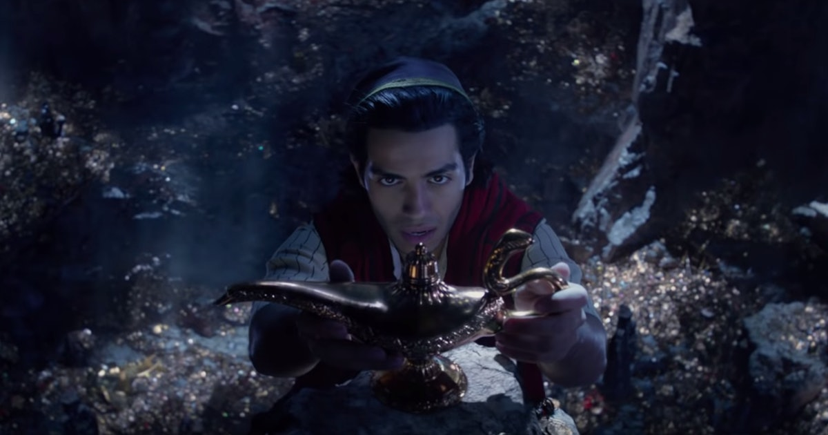 When Is The New 'Aladdin' Coming To Disney+? Mark Your Calendars