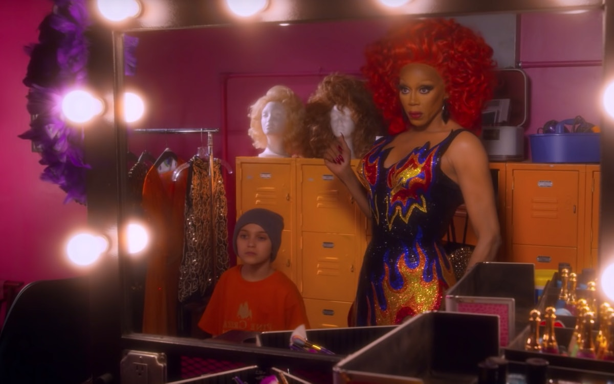 RuPaul stars in 'AJ and the Queen', available on Netflix in 2020