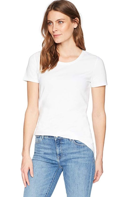 Amazon Essentials Women's Classic-Fit Short-Sleeve T-Shirt (2-Pack)
