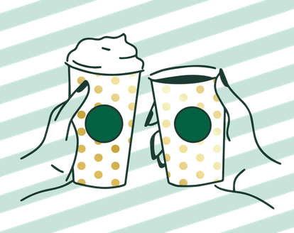 Where are Starbucks' Pop-Up Parties? You'll need to check daily to find a participating location nea...
