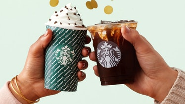 Where are Starbucks' Pop-Up Parties and how do you join in on the action?