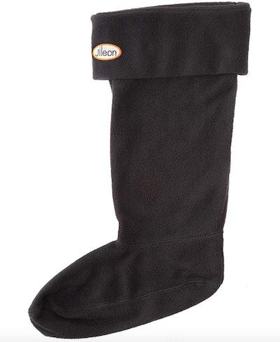 Jileon Fleece Rain Boot Liners (20-Inch)