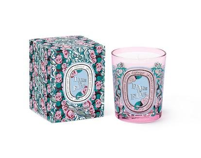 diptyque's new Paris En Fleur Collection smells like Paris in springtime.