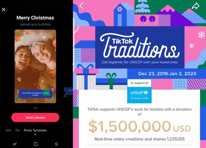 How To Use #TikTokTraditions in your TikTok holiday videos to show you care.