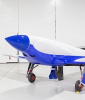 ACCEL airplane