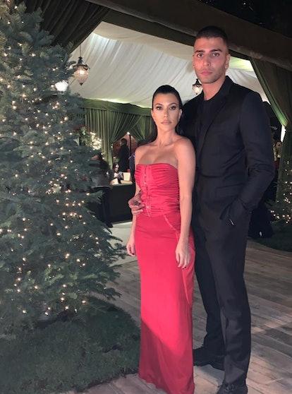 Kourtney Kardashian & Younes Bendjima Might Be Dating Again Based On This Photo