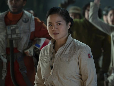 Rose Tico's 'Star Wars' Sidelining Wasn't Intentional, Says Screenwriter