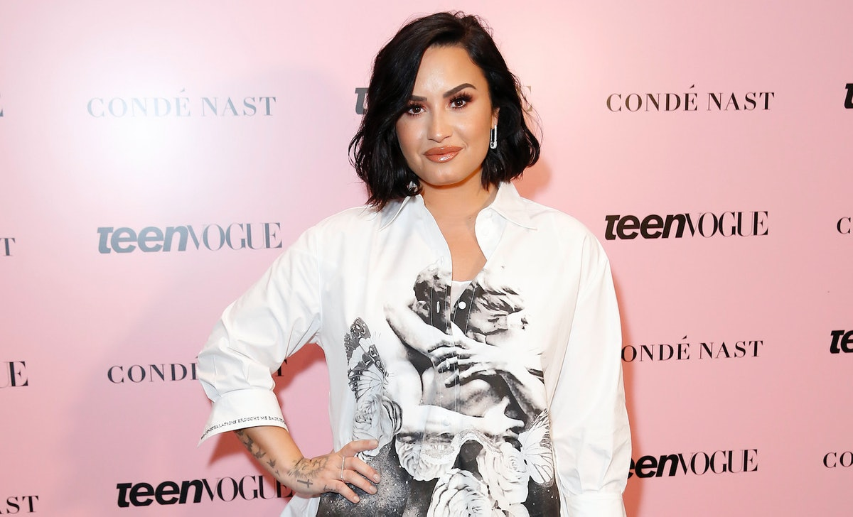 Demi Lovato got a new tattoo that signifies her emotional journey.