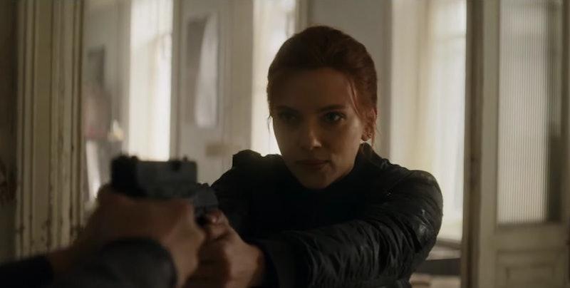 Scarlett Johansson 'Black Widow' teaser trailer