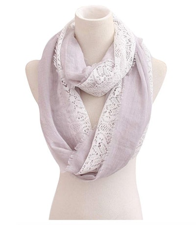 Lightweight Infinity Scarf for Women