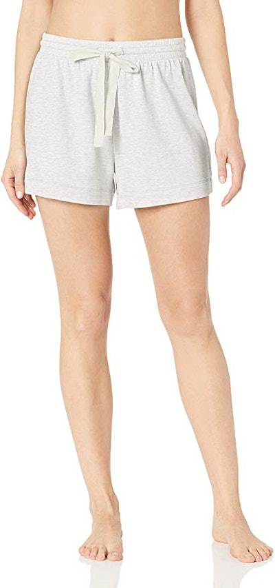 Amazon Essentials Women's Terry Pajama Shorts