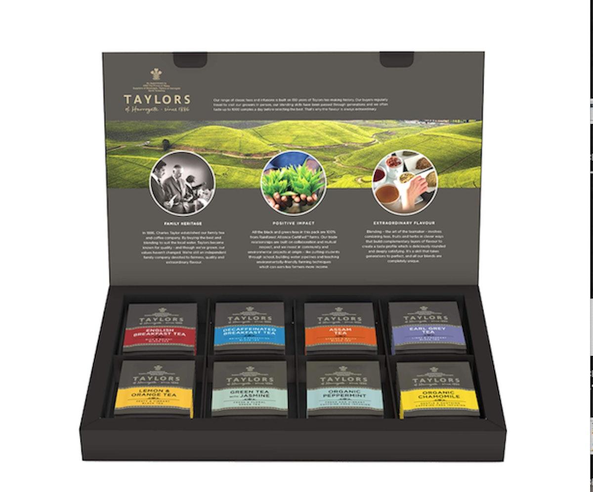 Taylors of Harrogate Classic Tea Variety Box (48 Count)