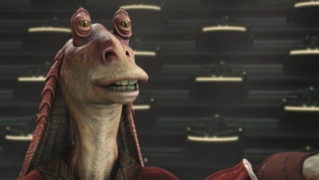A 'Star Wars' Competition Show Hosted By Jar Jar Binks Is Coming To Disney+