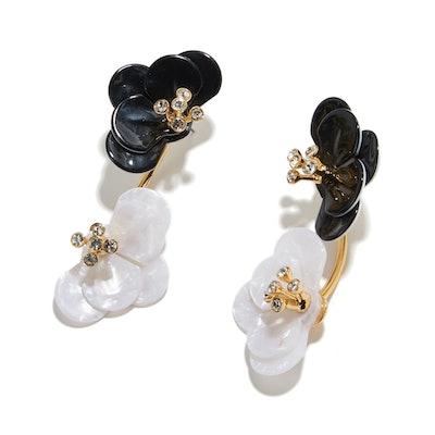 Poppy Bouquet Earrings