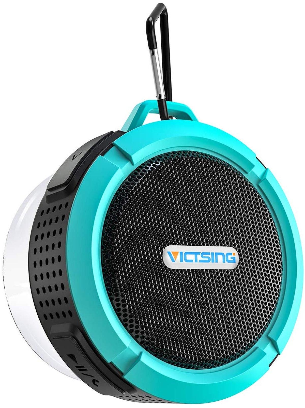 VicTsing Portable Waterproof Bluetooth Speaker
