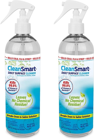 CleanSmart Disinfectant Spray (2-Pack)