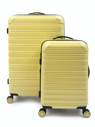 iFLY Hardside Fibertech Luggage, 2 Piece Set