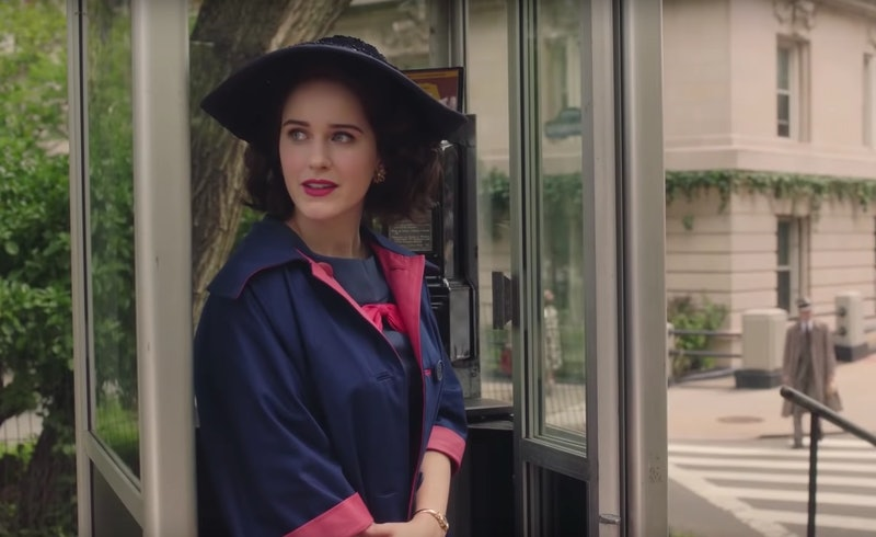Midge in The Marvelous Mrs Maisel Season 3
