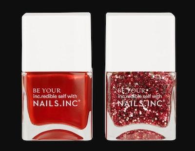 Nails Inc Joyful Nail Polish Duo