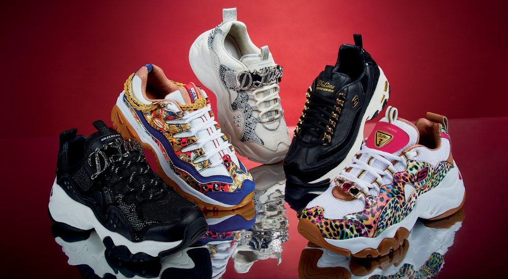 Skechers' Premium Heritage Holiday Collection Is Full Of