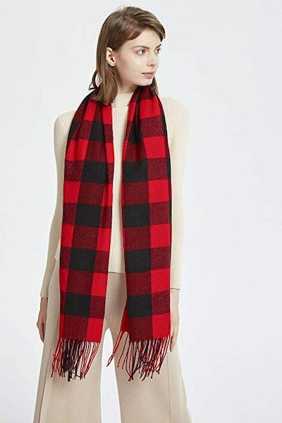 Wander Agio Women's Fashion Long Shawl