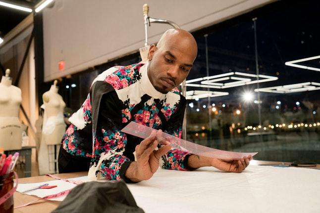 Marquise Foster from Project Runway Season 18