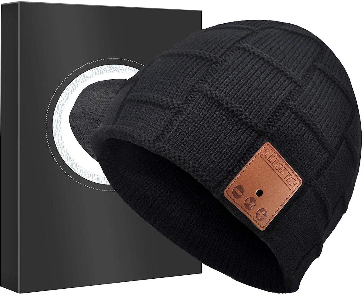 FULLLIGHT TECH Bluetooth Beanie Hat