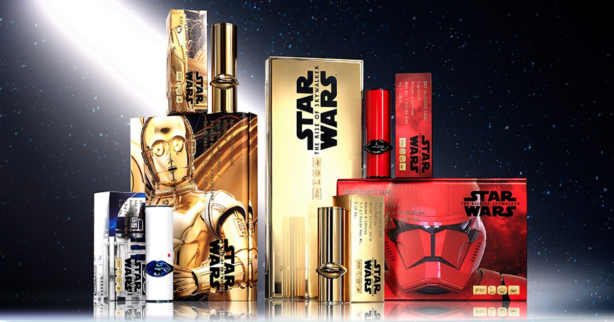 Where To Get Pat Mcgrath S Star Wars Collection So The
