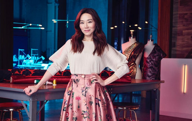 Dayoung Kim from Project Runway Season 18