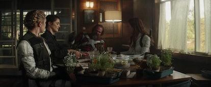 Florence Pugh, Rachel Weisz, David Harbour, Scarlett Johansson 'Black Widow' trailer