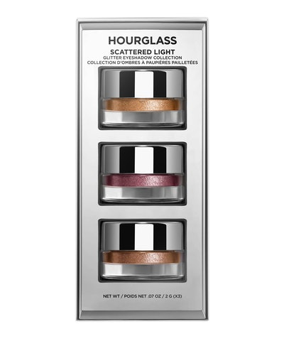 Hourglass Scattered Light Glitter Eyeshadow Collection
