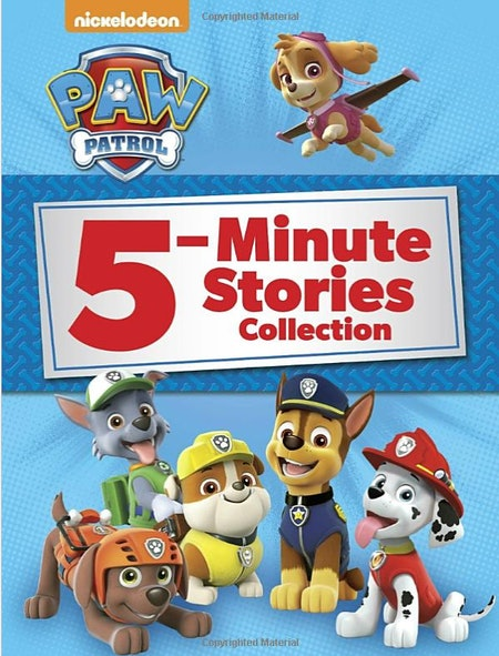 PAW Patrol 5-Minute Stories Collectio
