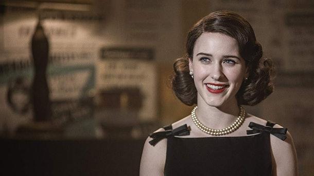 "Rachel Brosnahan as Miriam ""Midge"" Maisel"
