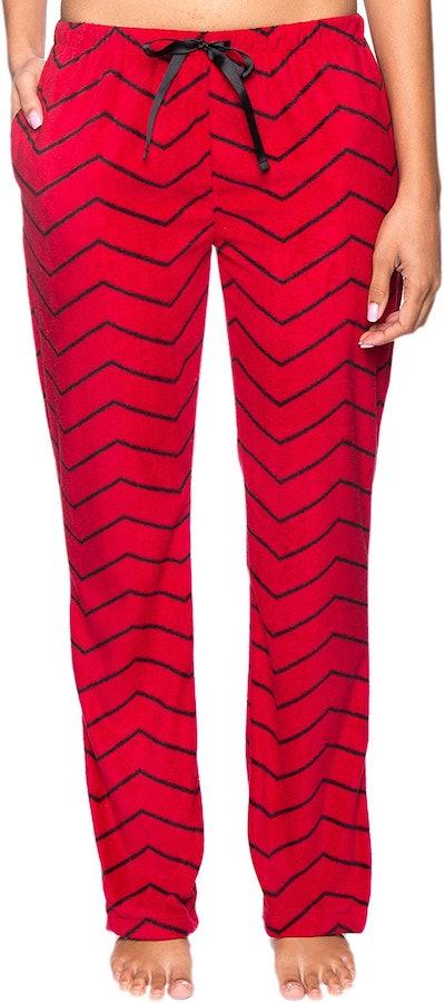 Noble Mount Fleece Winter Pajama Pants