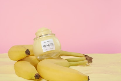 Glow Recipe's Banana Souffle Moisture Cream harnesses the power of the fruit to hydrate skin.